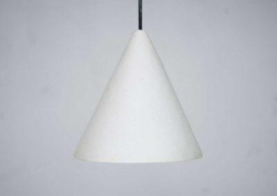 White Gesso Lamp - Jonas Edvard