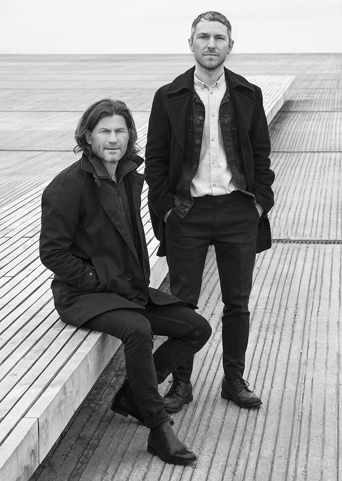 Kristian Kastoft and Anders Kongskov founded Copenhagen Design Agency in 2016