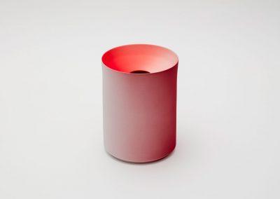 2016/ Kueng Caputo, Vase S, Red